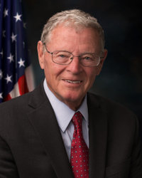 image of Jim  Inhofe