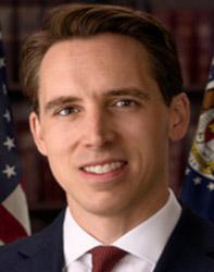 image of Josh  Hawley